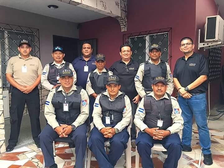 empleo en seguridad privada en San Pedro Sula